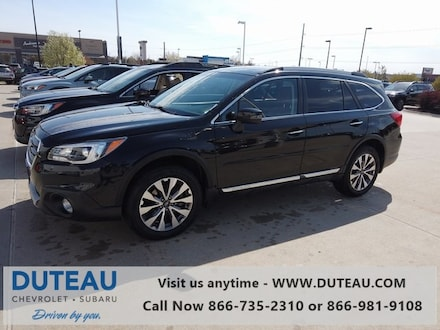 Featured Used 2017 Subaru Outback 3.6R Touring SUV for sale in Lincoln, NE