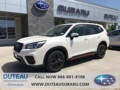 New 2019 Subaru Forester Sport SUV 13967 for sale in Lincoln, NE