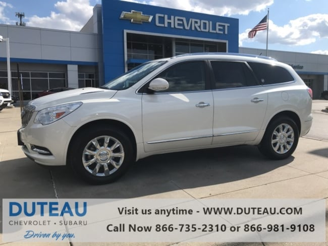 Pre-Owned 2014 Buick Enclave Premium Group SUV for sale in Lincoln, NE