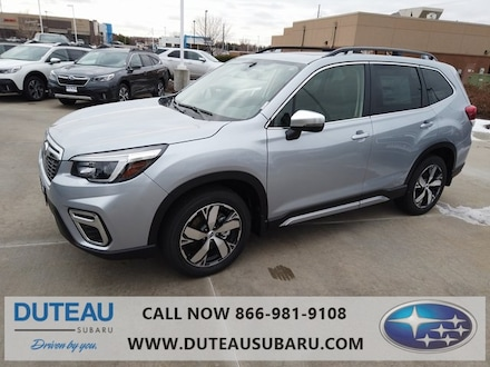 Featured New 2021 Subaru Forester Touring SUV for sale in Lincoln, NE