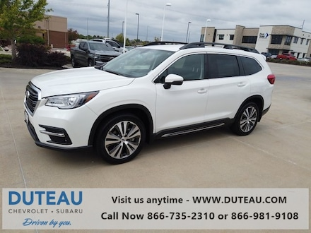 Featured Used 2019 Subaru Ascent Limited SUV for sale in Lincoln, NE