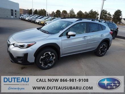 Featured New 2021 Subaru Crosstrek Limited SUV for sale in Lincoln, NE