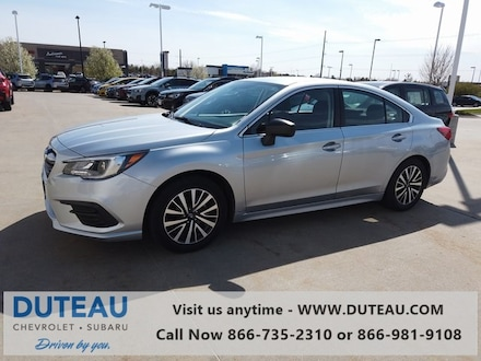 Featured Used 2018 Subaru Legacy 2.5i Sedan for sale in Lincoln, NE