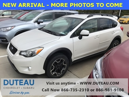 Featured Used 2013 Subaru XV Crosstrek 2.0i Premium SUV for sale in Lincoln, NE