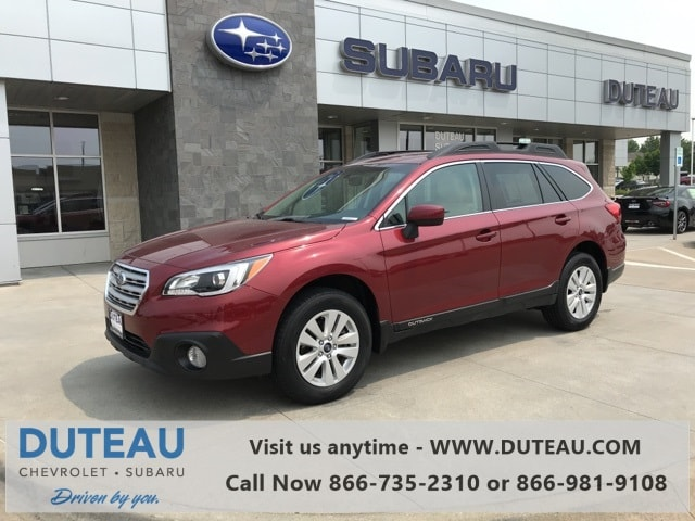 Featured Used 2017 Subaru Outback 2.5i SUV for sale in Lincoln, NE