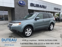 Pre-Owned 2010 Subaru Forester 2.5X SUV 25473A1 for sale in Lincoln, NE