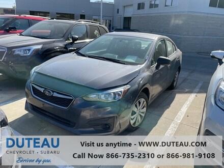 Featured Used 2018 Subaru Impreza 2.0i Sedan for sale in Lincoln, NE