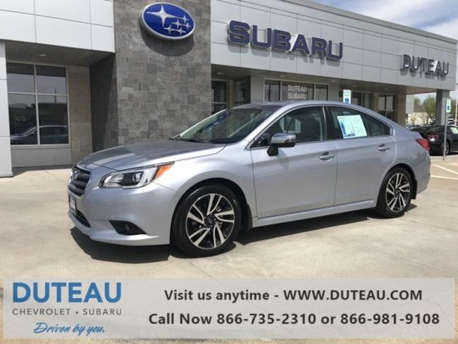 Pre-Owned 2017 Subaru Legacy 2.5i Sedan for sale in Lincoln, NE