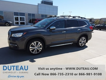 Featured Used 2019 Subaru Ascent Touring SUV for sale in Lincoln, NE