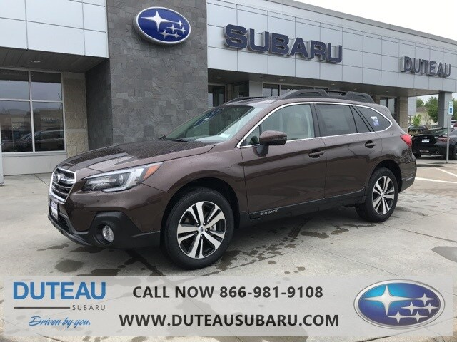 Featured New 2019 Subaru Outback 2.5i Limited SUV for sale in Lincoln, NE