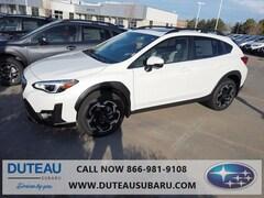 New 2021 Subaru Crosstrek Limited SUV for sale in Lincoln, NE