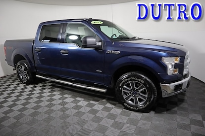Used 2017 Ford F150 4wd For Sale At Dutro Ford Lincoln Inc Vin 1ftew1eg7hfb53290