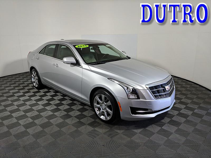 2015 Cadillac ATS Luxury AWD Mid-Size Car