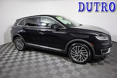 Used 2019 Lincoln Nautilus Reserve Compact SUV