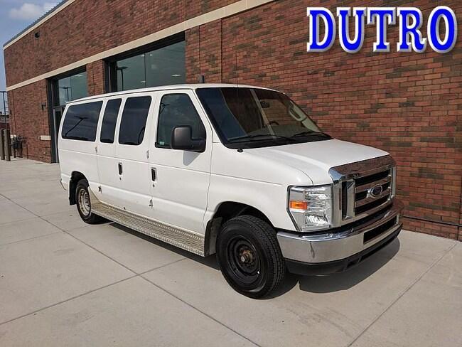 2008 Ford Econoline Wagon XLT Full Size Van