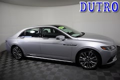 Used 2017 Lincoln Continental Select Full-Size Car