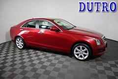 2013 Cadillac ATS 2.0L Turbo Mid-Size Car