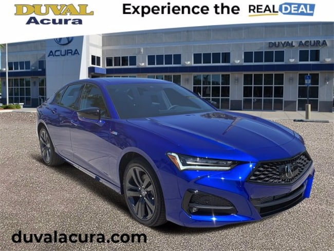 DYNAMIC_PREF_LABEL_AUTO_NEW_DETAILS_INVENTORY_DETAIL1_ALTATTRIBUTEBEFORE 2021 Acura TLX SH-AWD with A-Spec Package Sedan for sale in Jacksonville, Florida