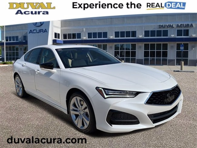 2021 Acura TLX Technology Package w/Technology Package Sedan for sale in Jacksonville, Florida
