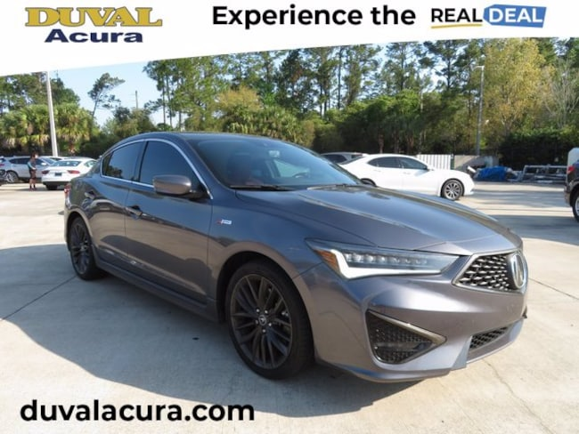 2020 Acura ILX Technology Package Sedan for sale in Jacksonville, Florida