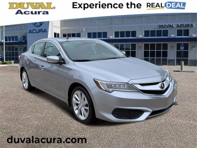 2018 Acura ILX Base Sedan for sale in Jacksonville, Florida