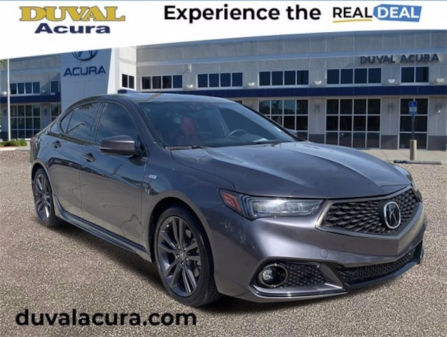 2019 Acura TLX 2.4L Technology Pkg w/A-Spec Pkg Sedan for sale in Jacksonville, Florida