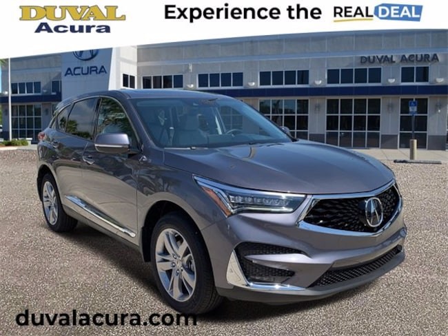 DYNAMIC_PREF_LABEL_AUTO_NEW_DETAILS_INVENTORY_DETAIL1_ALTATTRIBUTEBEFORE 2021 Acura RDX with Advance Package SUV for sale in Jacksonville, Florida
