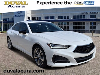 2021 Acura TLX with Advance Package Sedan