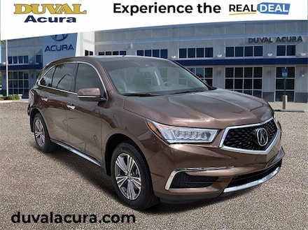 2019 Acura MDX 3.5L SUV in Jacksonville