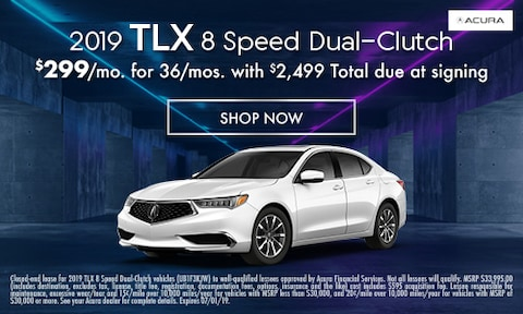 2019 TLX - May