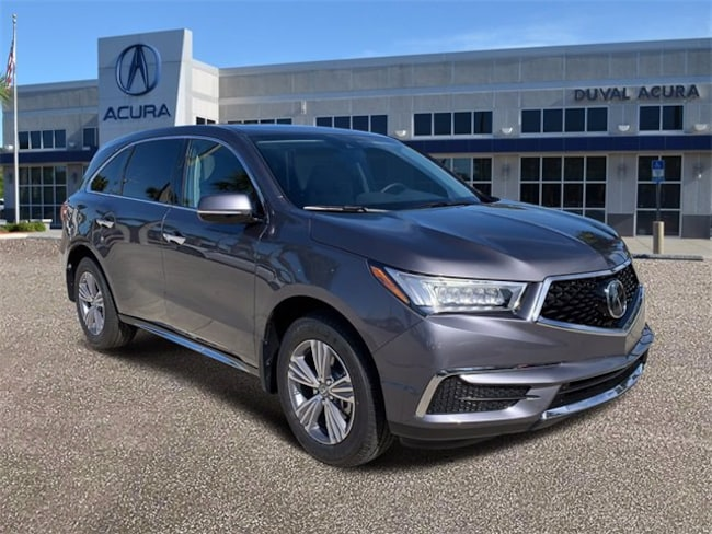 DYNAMIC_PREF_LABEL_AUTO_NEW_DETAILS_INVENTORY_DETAIL1_ALTATTRIBUTEBEFORE 2020 Acura MDX SH-AWD SUV for sale in Jacksonville, Florida