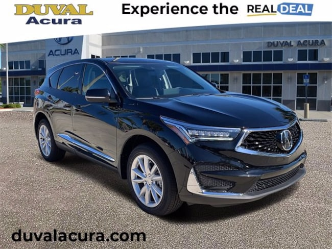 DYNAMIC_PREF_LABEL_AUTO_NEW_DETAILS_INVENTORY_DETAIL1_ALTATTRIBUTEBEFORE 2021 Acura RDX SH-AWD SUV for sale in Jacksonville, Florida