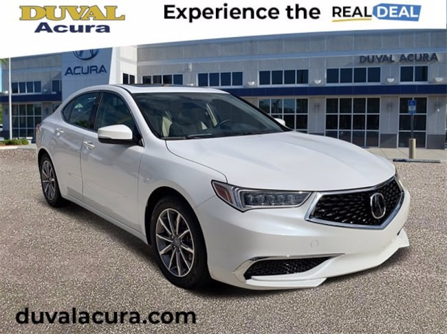 2020 Acura TLX 2.4L Technology Pkg w/Technology Package Sedan for sale in Jacksonville, Florida
