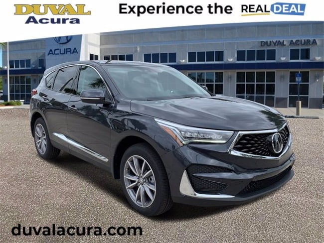 DYNAMIC_PREF_LABEL_AUTO_NEW_DETAILS_INVENTORY_DETAIL1_ALTATTRIBUTEBEFORE 2021 Acura RDX SH-AWD with Technology Package SUV for sale in Jacksonville, Florida