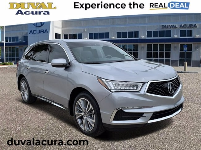 2017 Acura MDX 3.5L w/Technology Package SUV for sale in Jacksonville, Florida