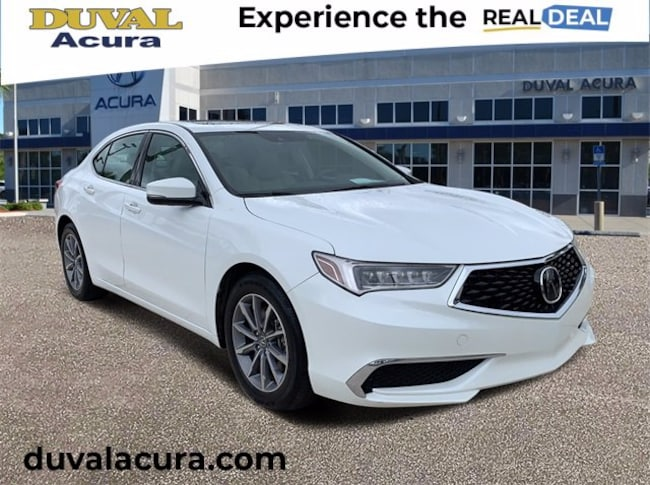 2018 Acura TLX 2.4L Base Sedan for sale in Jacksonville, Florida