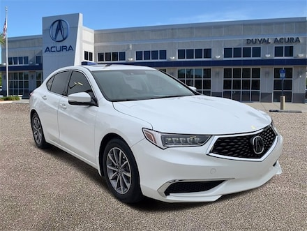 2020 Acura TLX 2.4L Technology Pkg w/Technology Package Sedan