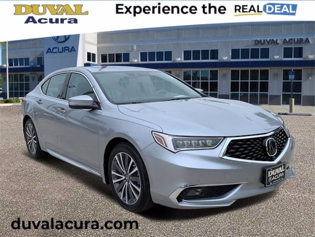 2018 Acura TLX 3.5L V6 w/Advance Package Sedan for sale in Jacksonville, Florida