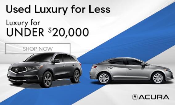 Duval Acura New Used Car Dealership In Jacksonville Fl