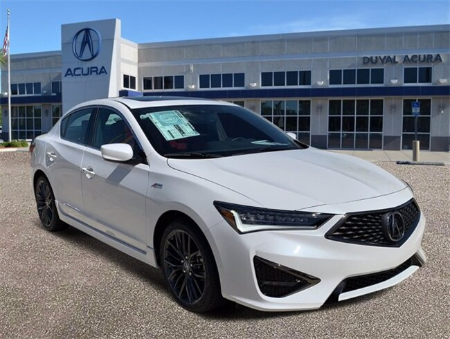 DYNAMIC_PREF_LABEL_AUTO_NEW_DETAILS_INVENTORY_DETAIL1_ALTATTRIBUTEBEFORE 2021 Acura ILX with Technology and A-Spec Package Sedan for sale in Jacksonville, Florida