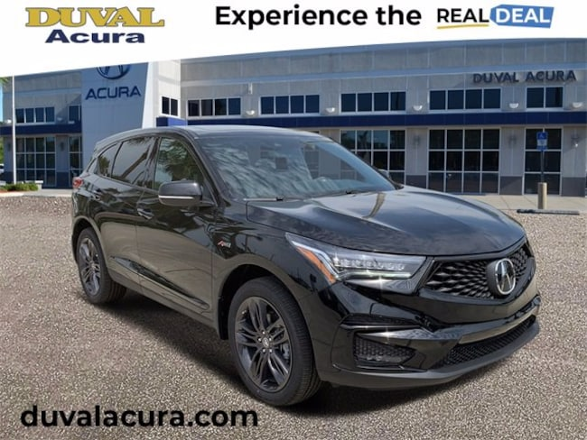 DYNAMIC_PREF_LABEL_AUTO_NEW_DETAILS_INVENTORY_DETAIL1_ALTATTRIBUTEBEFORE 2021 Acura RDX with A-Spec Package SUV for sale in Jacksonville, Florida