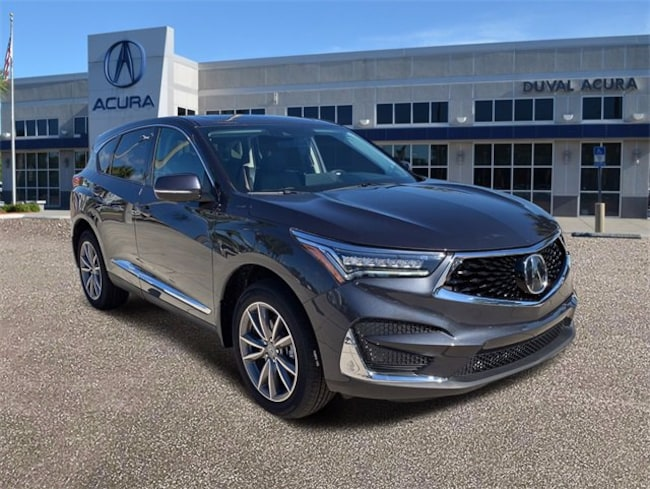 DYNAMIC_PREF_LABEL_AUTO_NEW_DETAILS_INVENTORY_DETAIL1_ALTATTRIBUTEBEFORE 2021 Acura RDX with Technology Package SUV for sale in Jacksonville, Florida