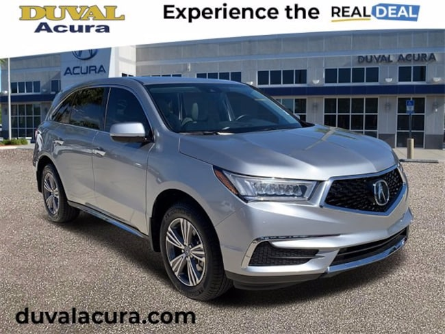 2019 Acura MDX 3.5L SUV for sale in Jacksonville, Florida