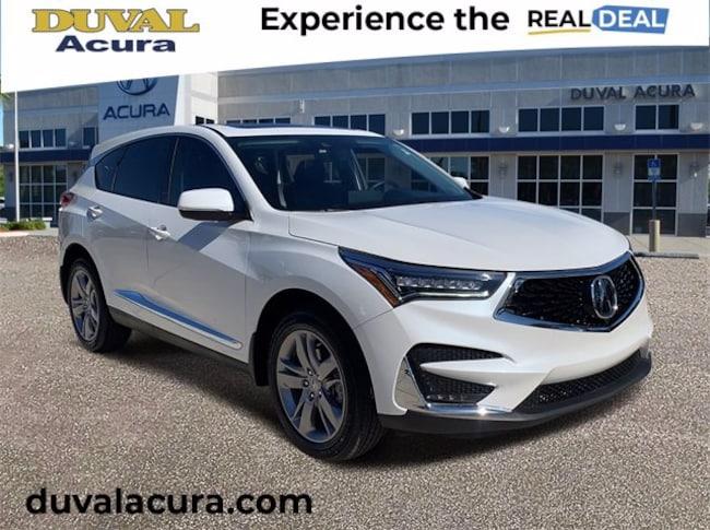 2020 Acura RDX Advance Package SUV