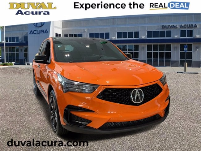 DYNAMIC_PREF_LABEL_AUTO_NEW_DETAILS_INVENTORY_DETAIL1_ALTATTRIBUTEBEFORE 2021 Acura RDX PMC EDITION SUV for sale in Jacksonville, Florida