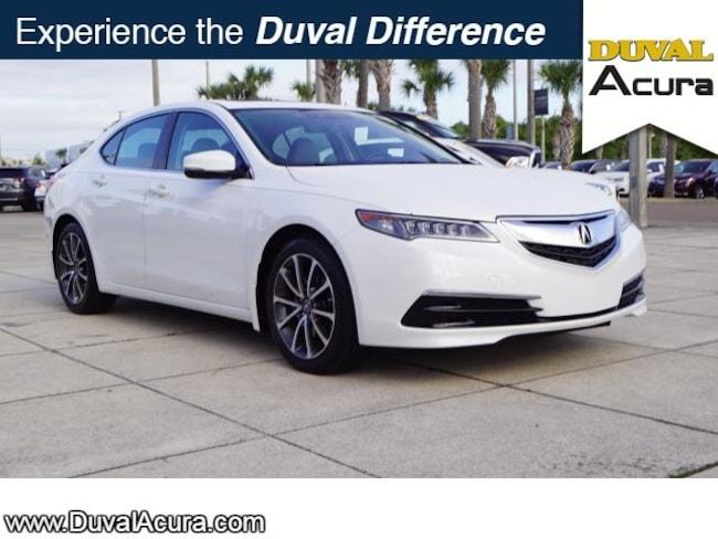 2016 Acura TLX 3.5L V6 Sedan