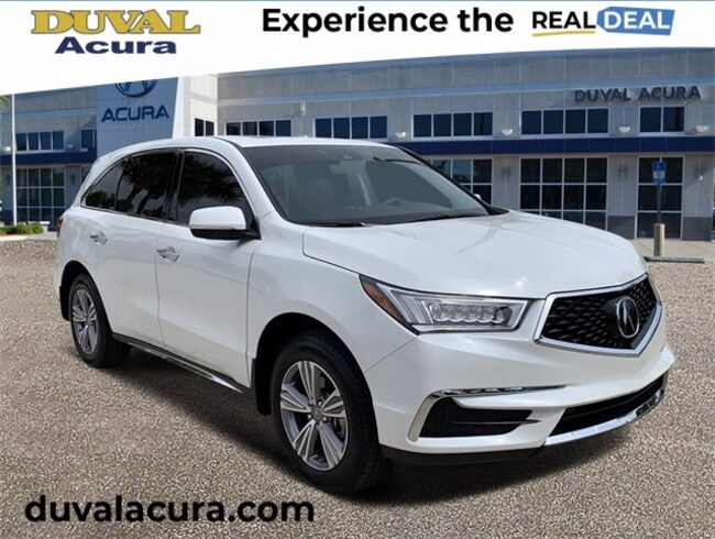 2020 Acura MDX 3.5L SUV for sale in Jacksonville, Florida