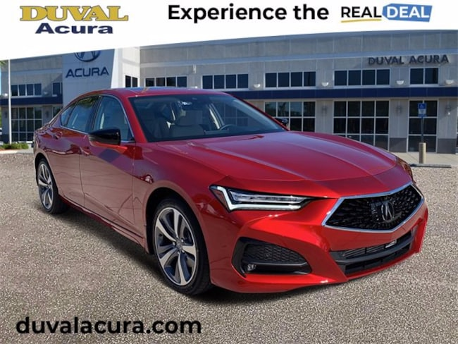 DYNAMIC_PREF_LABEL_AUTO_NEW_DETAILS_INVENTORY_DETAIL1_ALTATTRIBUTEBEFORE 2021 Acura TLX SH-AWD with Advance Package Sedan for sale in Jacksonville, Florida