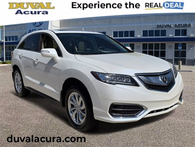 2018 Acura RDX Base SUV for sale in Jacksonville, Florida