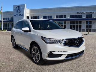 2020 Acura MDX Technology w/Technology Package SUV